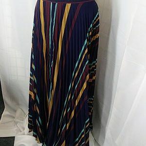 Body Flirt Crystal pleated Skirt